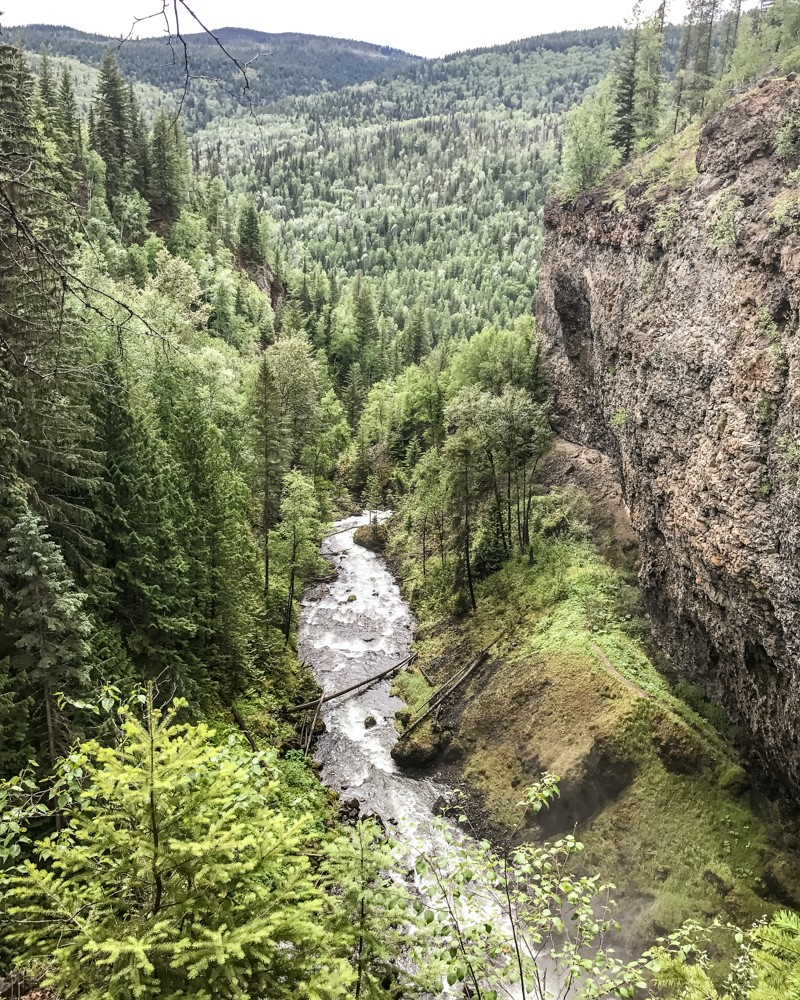 Wells Gray Provincial Park, British Columbia | Where to go on a West Canada Road Trip
