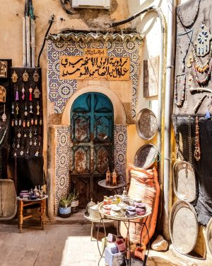 The Essential Places To Visit in And Around Fez Medina