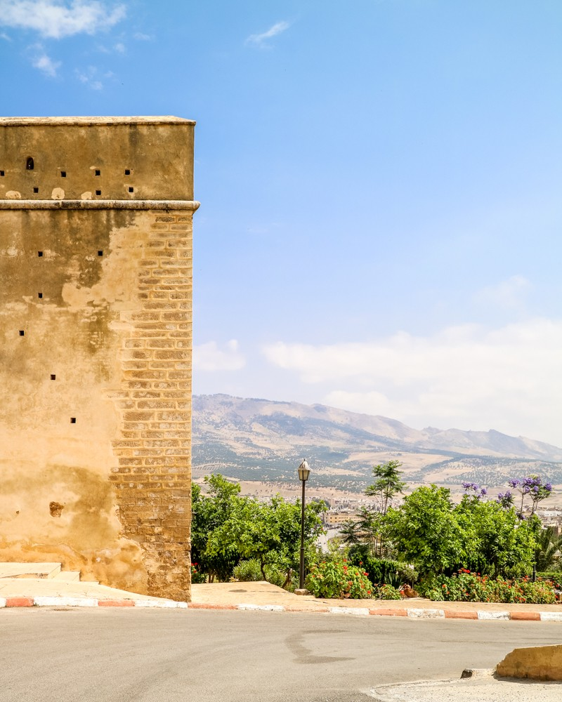 View over Fez Medina | Places to visit in Fez
