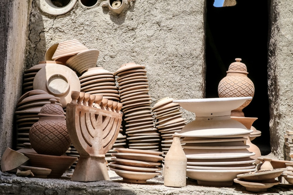 Pottery in Mosaique Et Poterie De Fes | Places to visit in Fez