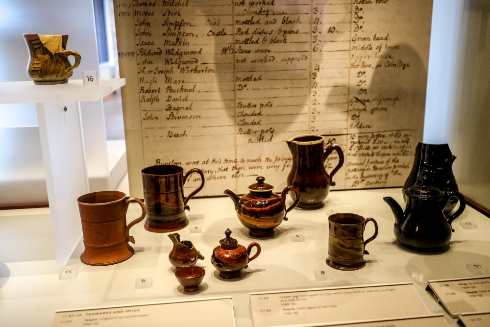 World of Wedgwood Pottery Museum, Stoke-on-Trent