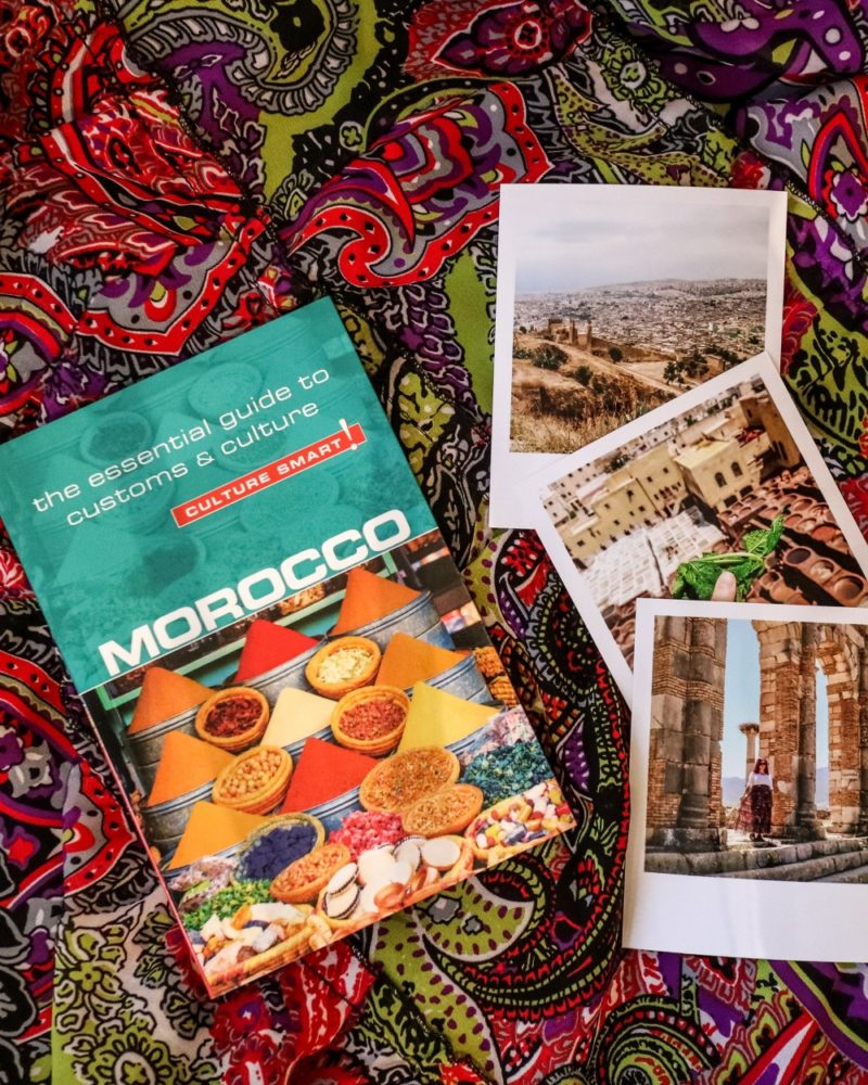 Culture Smart Morocco travel guidebook