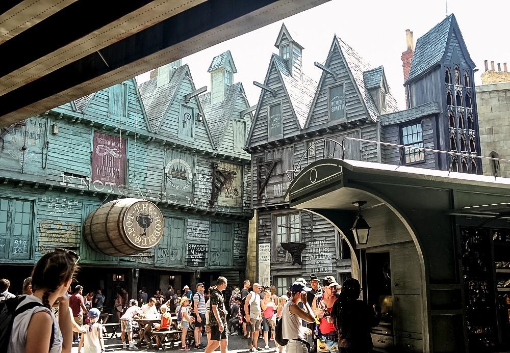 Diagon Alley at Universal Studios, Florida