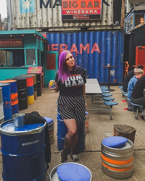Dinerama Shoreditch: Seven Reasons To Hang Out At Flat Iron Square